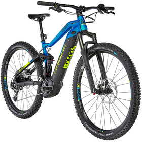 HAIBIKE SDURO FullNine 9.0 E-MTB Full Suspension blue/black